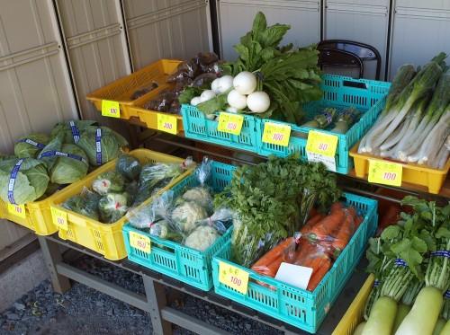 農産物の新たな販路 道の駅