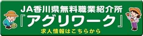 10月16日~25日☆香川県で農業の働き手相談会開催!