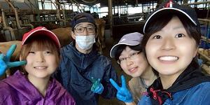 柴田牧場(しばちゃんちのジャージー牛乳)