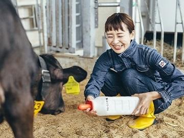 湧別町×酪農/法人【6334】‐top