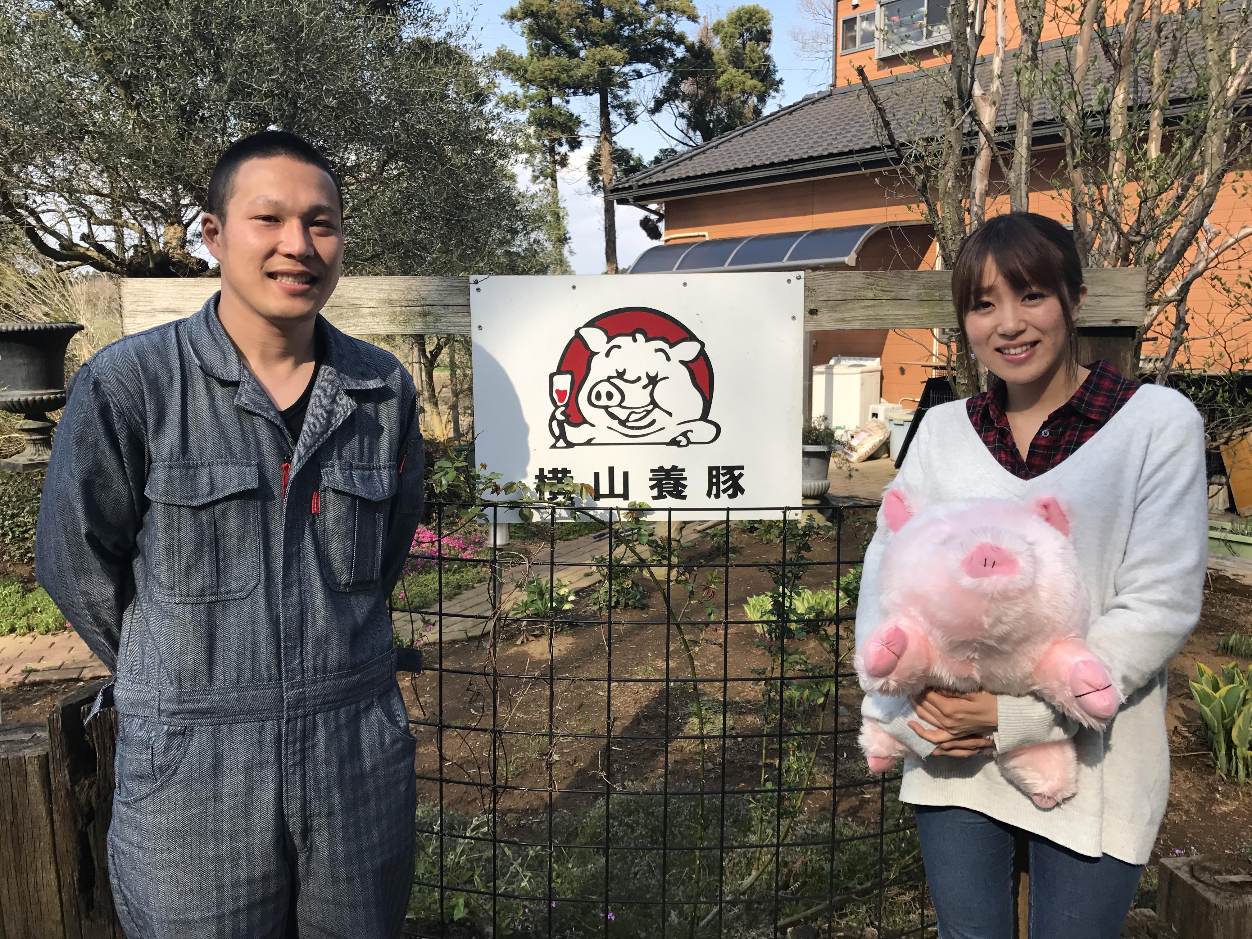 有限会社横山養豚