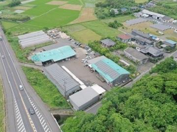 鹿児島県東串良町×露地野菜/法人【35067】-1