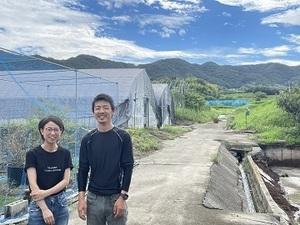 粟田農園-top