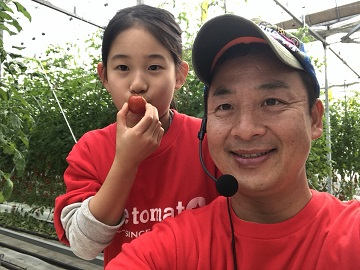 井出トマト農園-8